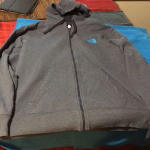 The North Face Men sweatshirt with hoodie